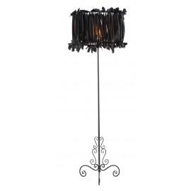 Lampa podłogowa ART DECO BLACK  2529