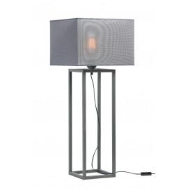 Lampa podłogowa  QUADRA MEDIUM GRAY  2509