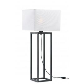 Lampa podłogowa  QUADRA MEDIUM BLACK  2507