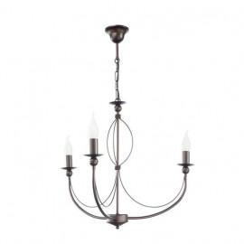 Żyrandol świecznikowy  RITA  1810