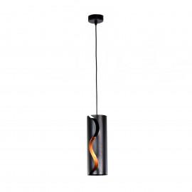Lampa wisząca  BURN BLACK  3786