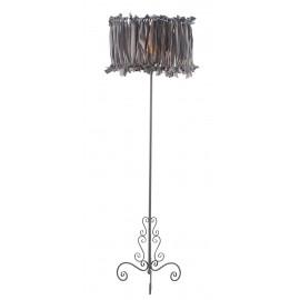 Lampa podłogowa  ART DECO GRAY  2531