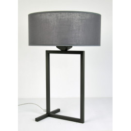 Lampa stołowa  PROFI MEDIUM GRAY  2521