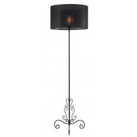 Lampa podłogowa  VEN-ART BLACK  2536