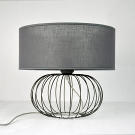 Lampa  stołowa  SMALL BALL GRAY  2497