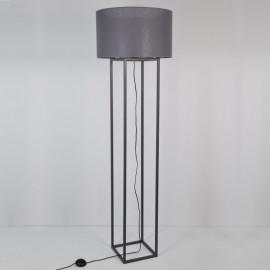Lampa podłogowa  QUADRA BIG GRAY 2506