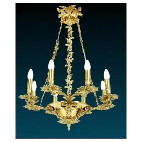 Żyrandol styl barokowy (5)
