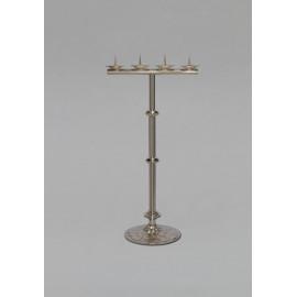 Lichtarz poczwórny - 100 cm