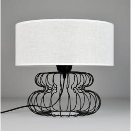 Lampka  stołowa  Small Mash Black  2501