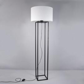 Lampa podłogowa  QUADRA BIG BLACK  2504