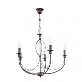 Żyrandol świecznikowy  RITA  1811