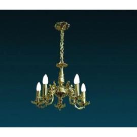 Żyrandol styl barokowy (11)