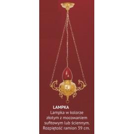 Lampka wieczna sufitowa lub ścienna (3)