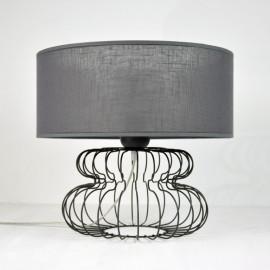 Lampa stołowa  Small Mash Gray  2503