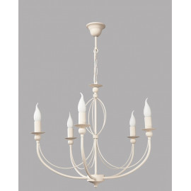 Żyrandol świecznikowy  EMILIA  1816
